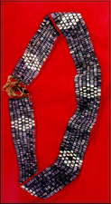 indian jewelry called wampum